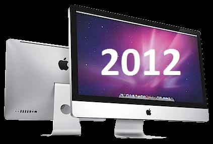 iMacs2012